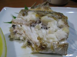 土々呂の太刀魚