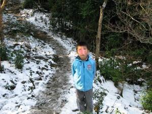 2011新春登山