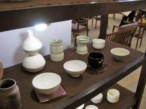 茶器、花器